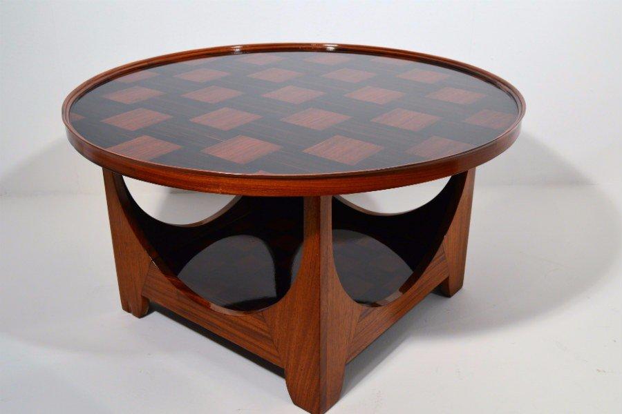 La japonaise coffee table by louis majorelle for Decoration japonaise