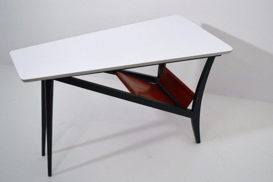 mid century belgian coffee table, 1950s.
