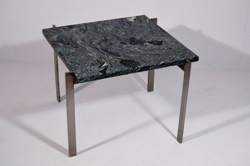 Mid Century Danish Marble Coffee Table S - All marble coffee table
